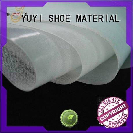 YUYI Brand puff sheet safety shoes composite toe cap toe performance