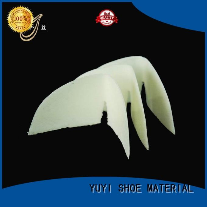 hotmelt safety toe caps for shoes reinforcement yjc YUYI company
