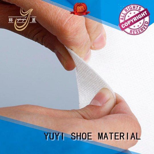 leathergoods YUYI leather toe cap