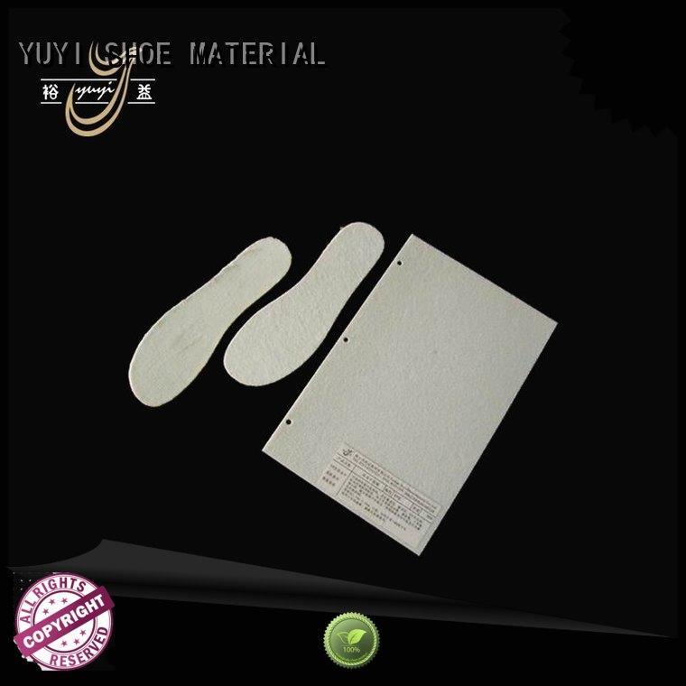 YUYI Brand hotmelt lowtemperature hot sale sole inserts