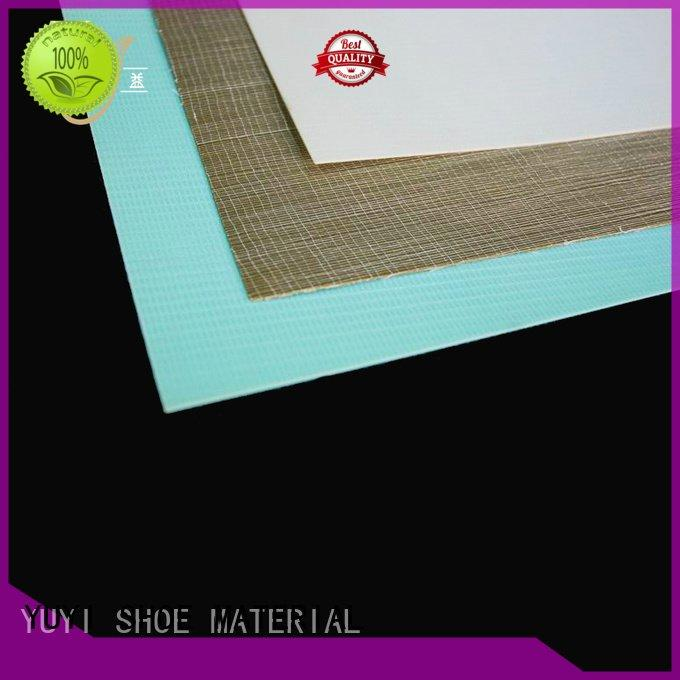 YUYI hotmelt toe cap boots lowtemperature sheet