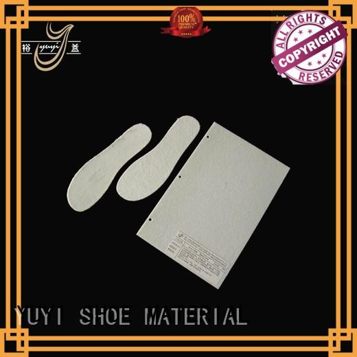 YUYI high-quality sole inserts for wholesale Booths