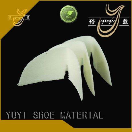 running shoes without heel counter performance running shoes soft heel counter hotmelt YUYI