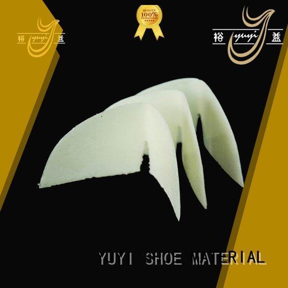 Wholesale hotmelt yjc shoe heel counter YUYI Brand