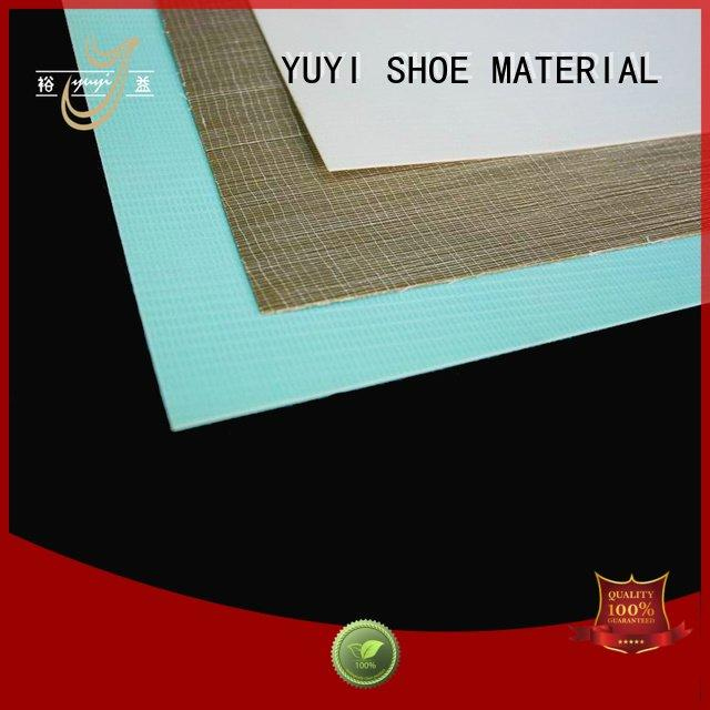 Custom running shoes soft heel counter hotmelt thermoplastic yat YUYI