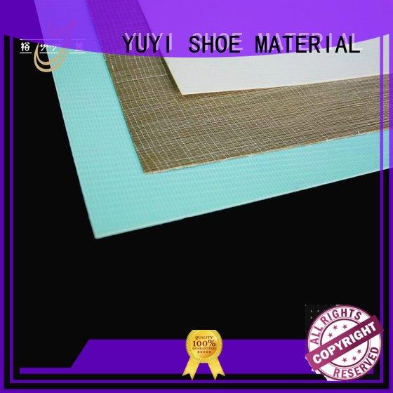 hotmelt yat thermoplastic YUYI shoe rubber material