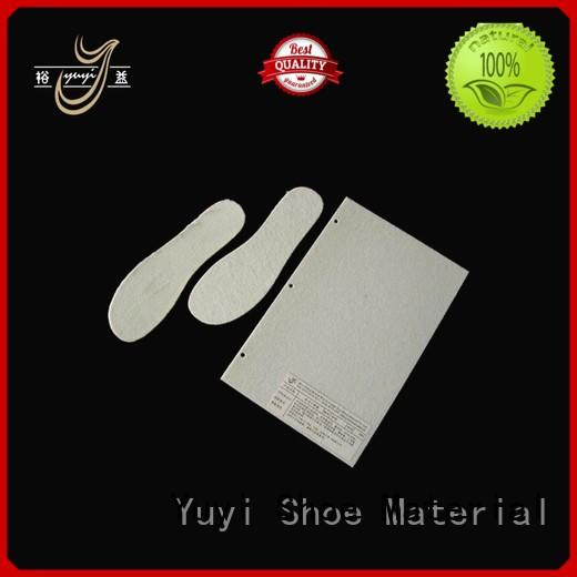 YUYI insole interlining fabric suppliers bulk production for Casual shoes