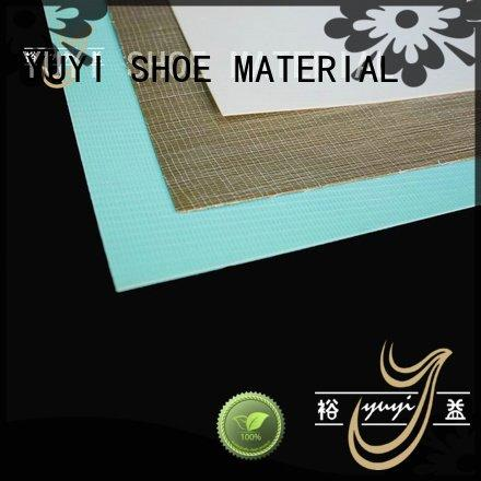 YUYI ypa lowtemperature yat toe puff and counter material yjc