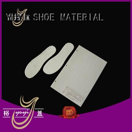 YUYI Brand toe high quality hard shoe insoles manufacture