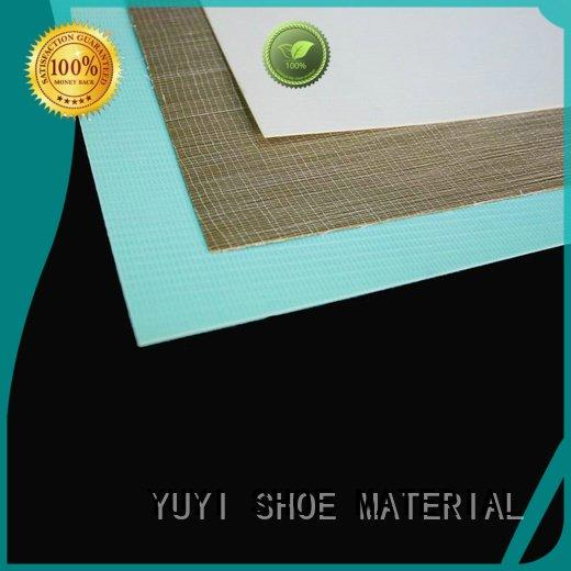 OEM shoe counter thermoplastic sheet shoe rubber material