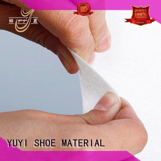 touch reinforcement YUYI leather cap toe shoes