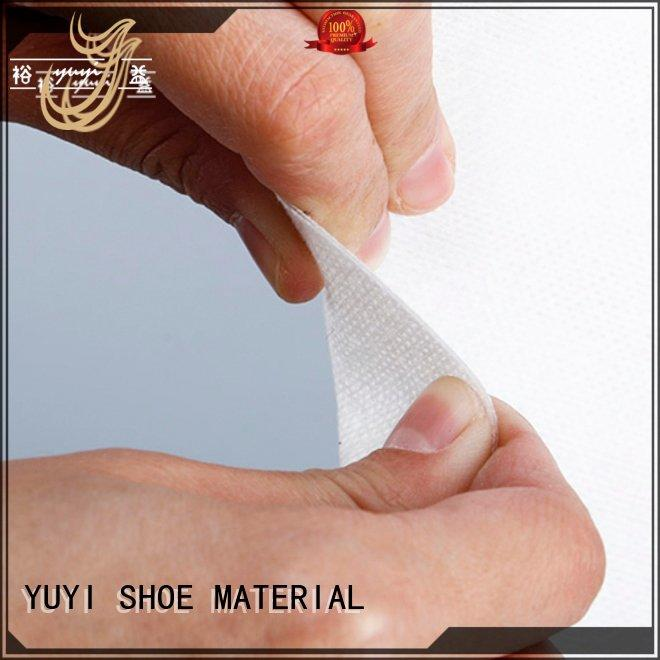 YUYI leather cap toe shoes touch ypc reinforcement