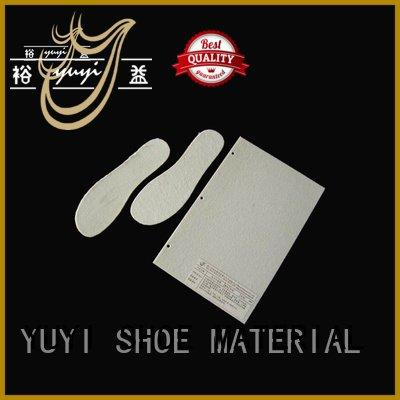 Quality heated shoe insoles YUYI Brand waterproof hard shoe insoles