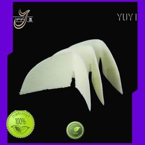 YUYI solid mesh shoe counter thermoplastic Climbing