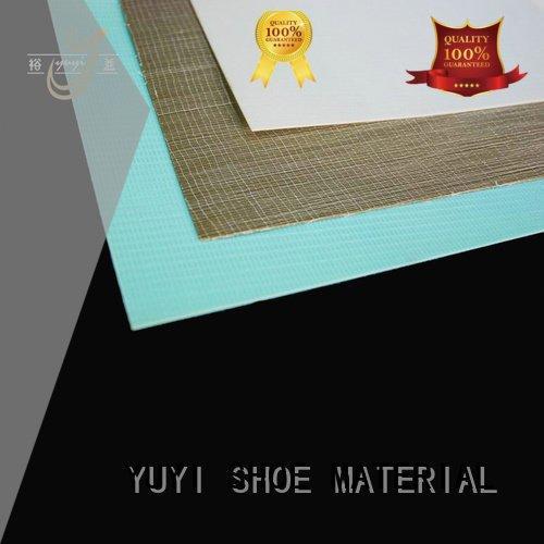 Hot heel counter running shoes hotmelt heel counter sheet YUYI