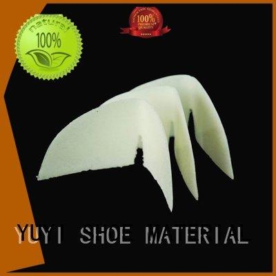 YUYI Brand performance ypa running shoes soft heel counter thermoplastic lowtemperature
