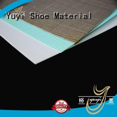 YUYI funky heel counter for wholesale for Fashion shoes