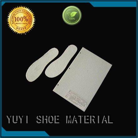 boot inserts waterproof board OEM non woven interlining YUYI