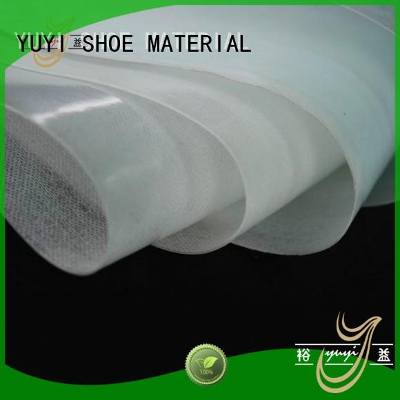 www toe puff sheets & chemical sheets manufacturer in china top selling yps toe cap hotmelt YUYI Brand