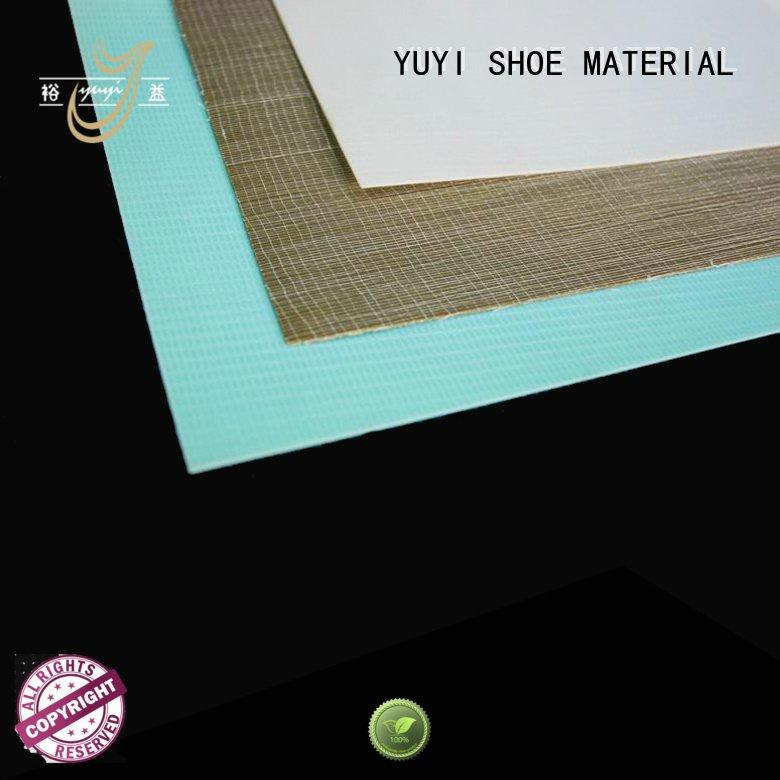 shoe rubber material yat shoe counter YUYI