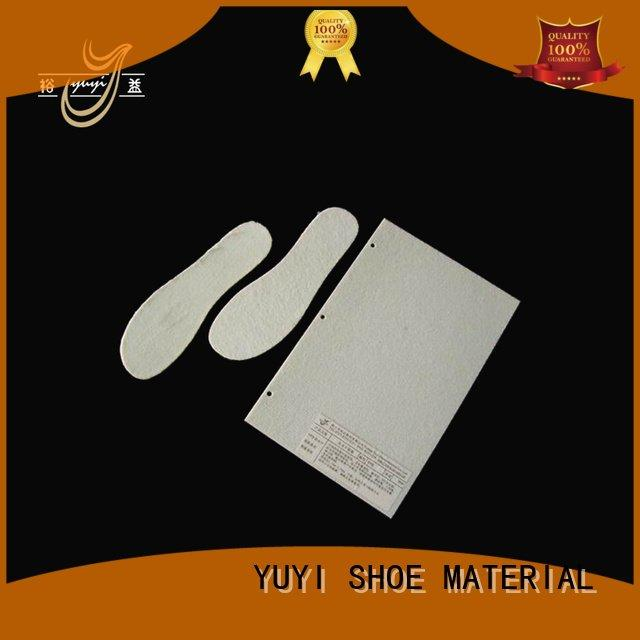 YUYI yps non woven interlining insole board