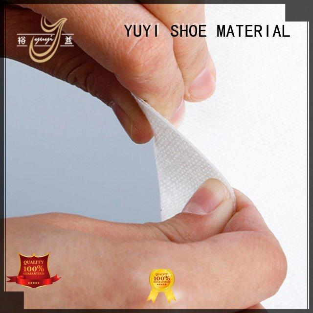leather toe cap shoes reinforcement soft leather material soft YUYI ypc