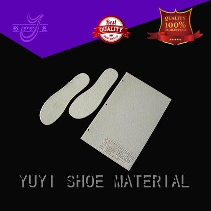 YUYI Brand insole yps interlining fabric suppliers board waterproof