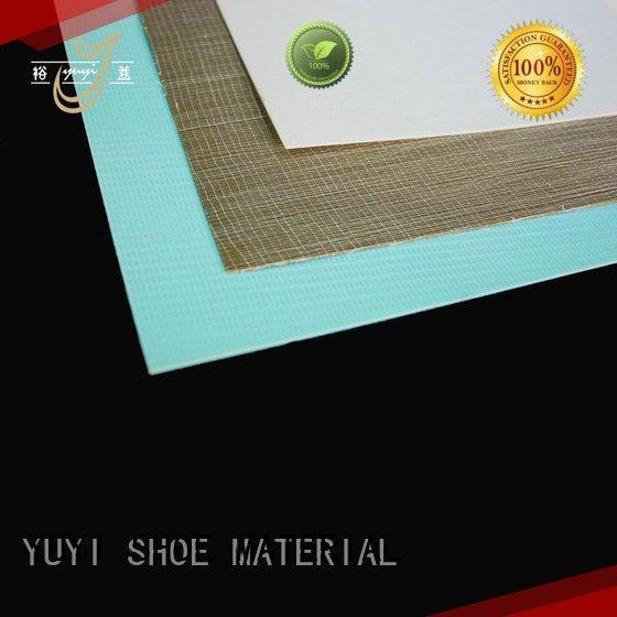 YUYI Brand yat lowtemperature toe cap boots hotmelt sheet