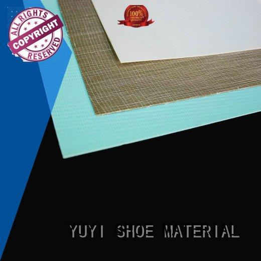 sheet hotmelt toe cap boots YUYI Brand
