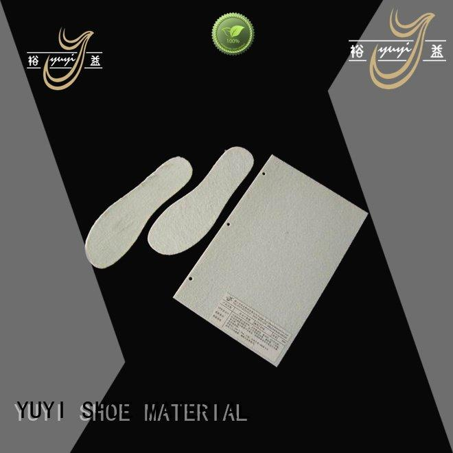 Quality boot inserts YUYI Brand board non woven interlining