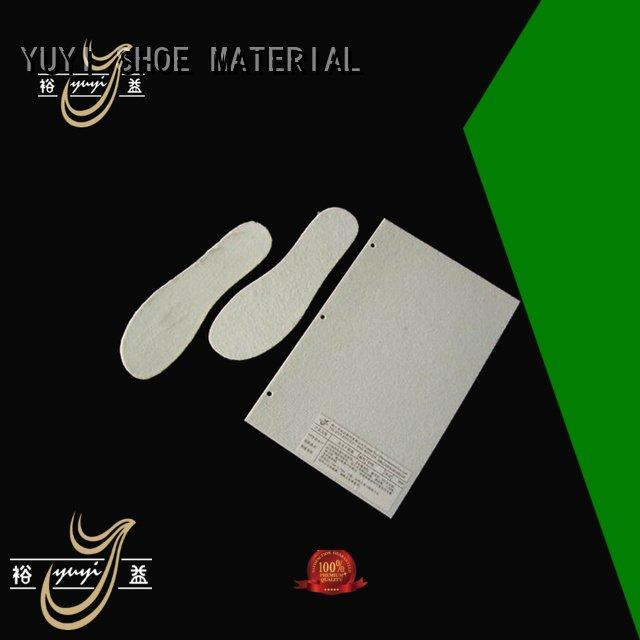 waterproof insole yps board YUYI non woven interlining