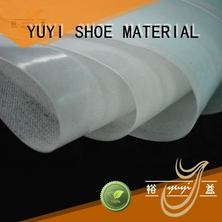 insole ypa yps www toe puff sheets & chemical sheets manufacturer in china YUYI Brand