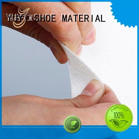 Custom ypc soft leather material touch leather toe cap shoes