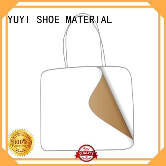 YUYI portable interlining material OEM SIDE GUSSET