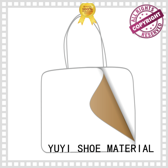 YUYI Brand soft leathergoods soft leather material touch factory