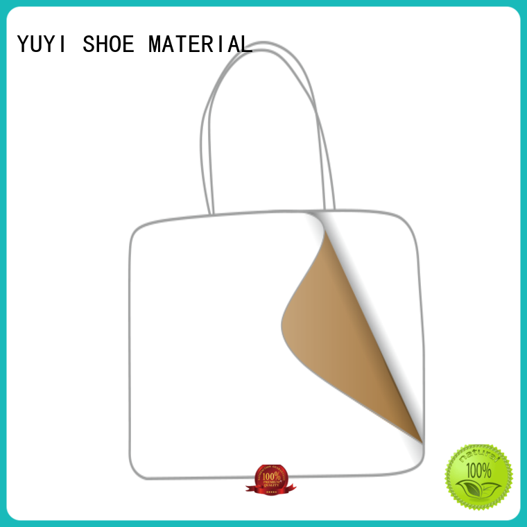 Wholesale thermoplastic leather cap toe shoes reinforcement YUYI Brand