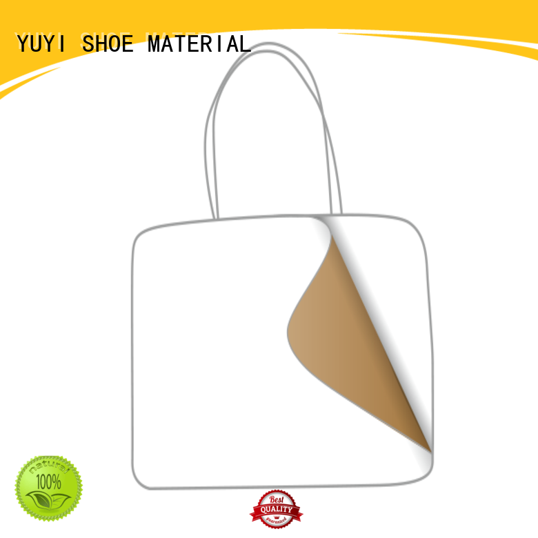 leathergoods leather toe cap ypc touch YUYI company