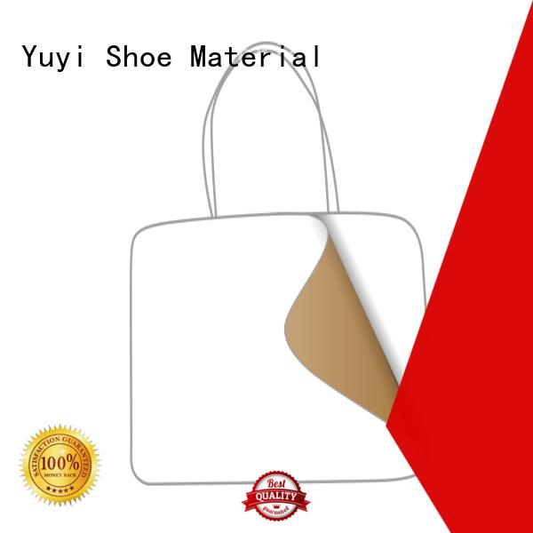 leathergoods leather toe cap customization FRONT PANEL YUYI