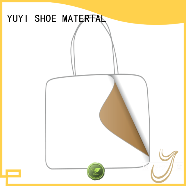 YUYI Brand lining puff patent leather toe cap shoes yjc