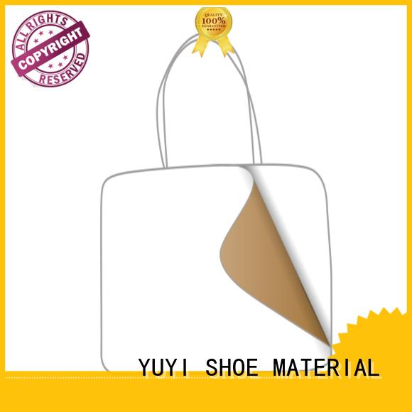 yuyi handbag reinforcement material touch STRAP ATTACHMENT YUYI
