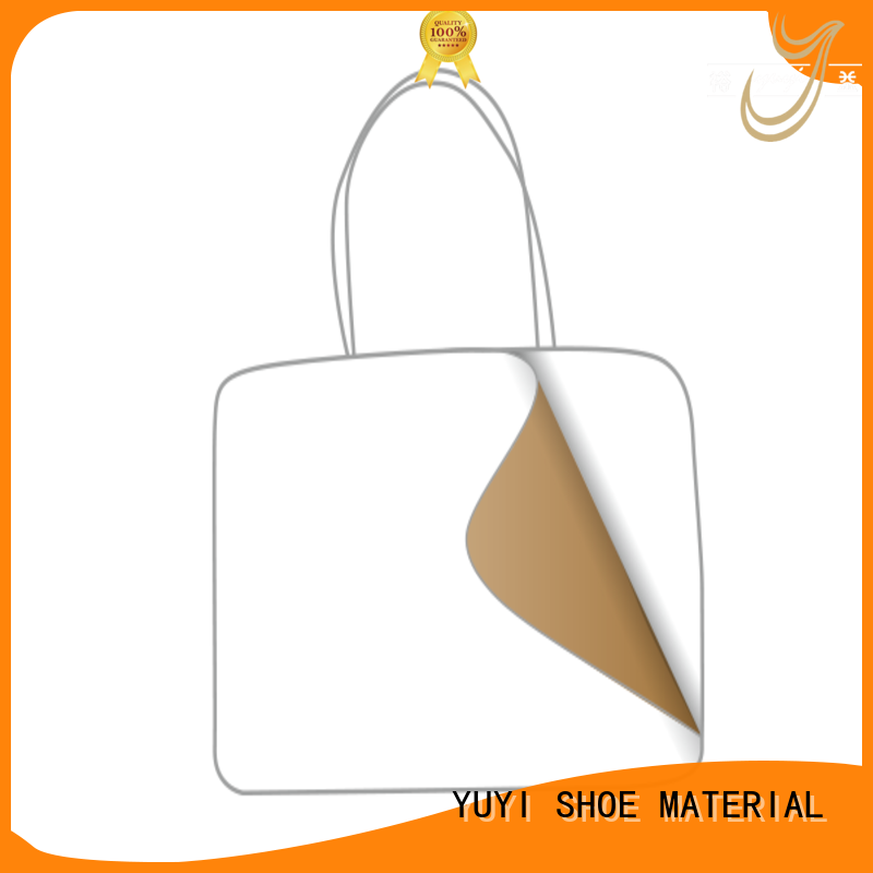 YUYI rigid leather toe cap for wholesale